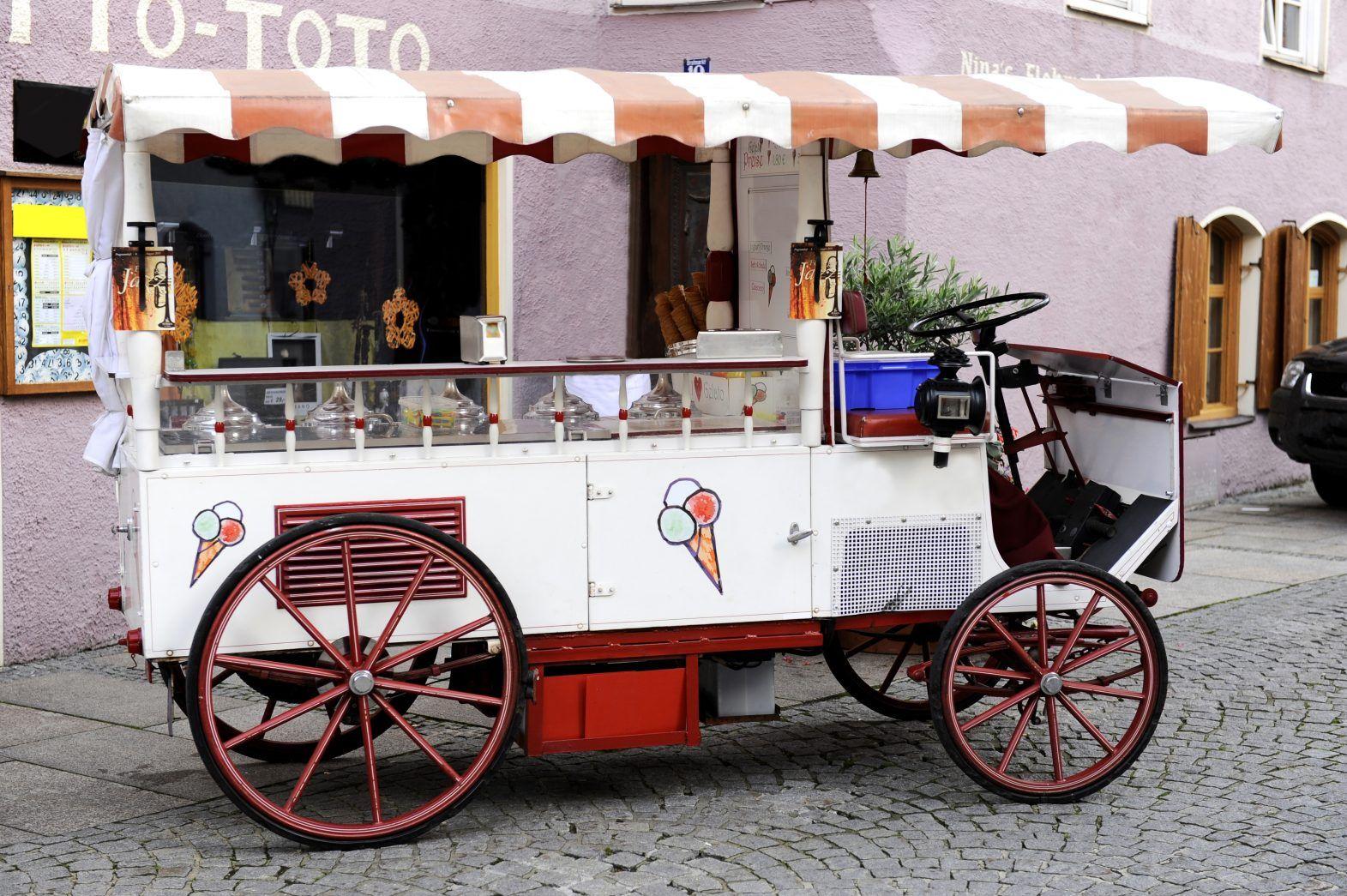 Glassprovning & gelato catering i Stockholm | Gelateria Amore
