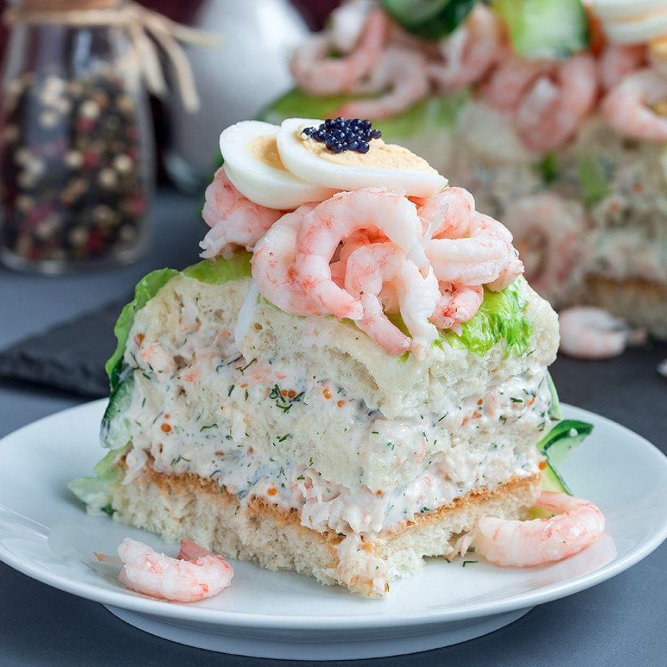 smörgåstårta Kungsholmen catering